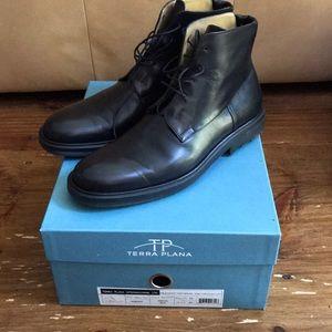 Terra Plana Andre Dakota Black Boots